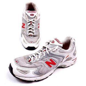 New Balance Womens Size 10 642 Running Shoes White